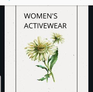 Other - WOMEN'S ACTIVEWEAR